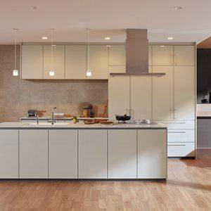 キッチンシステムのリフォーム